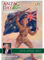 2017 ANZAC Day Booklet