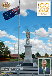 2014 South West Slopes ANZAC Day Booklet
