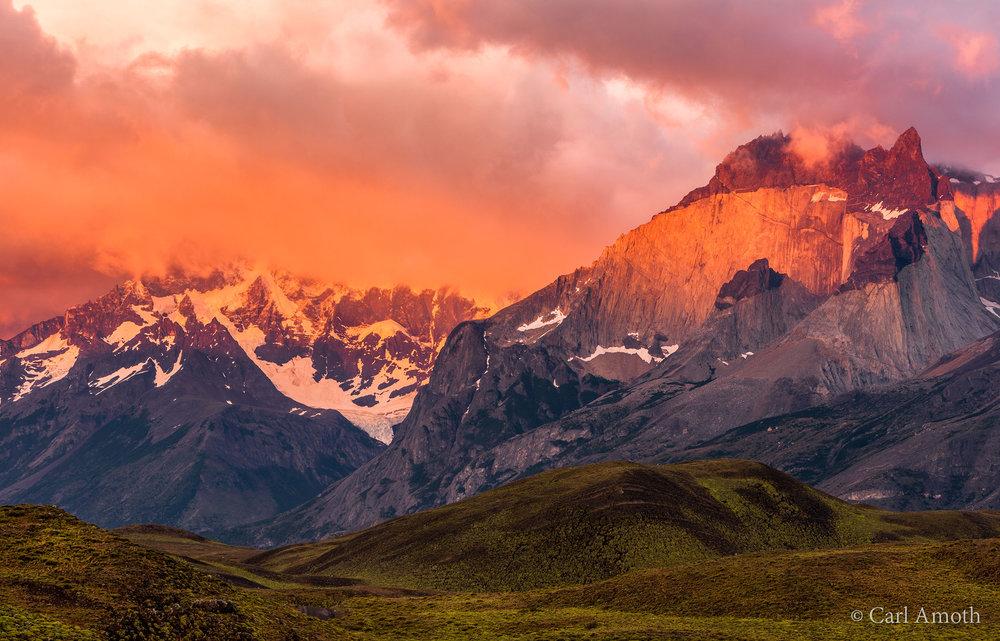 Patagonian Alpenglow