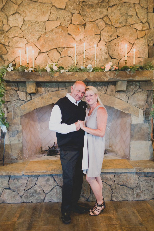 Wedding in Whitefish Montana