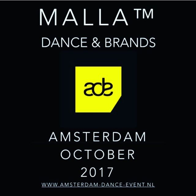 Excited to announce @mallafounders will be sharing the stage @amsterdamdanceevent  talking all things Music & Brands #musicandcommunity #boutiquefitness #malla #strengthtraining #dance #edm #dancemusic #mallafitness #mallafounders #dancemusicculture #ade2017 #ade #amsterdamdanceevent