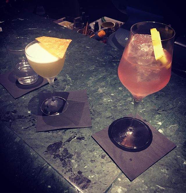 Work life balance 🍹 #rewards #cocktailbar