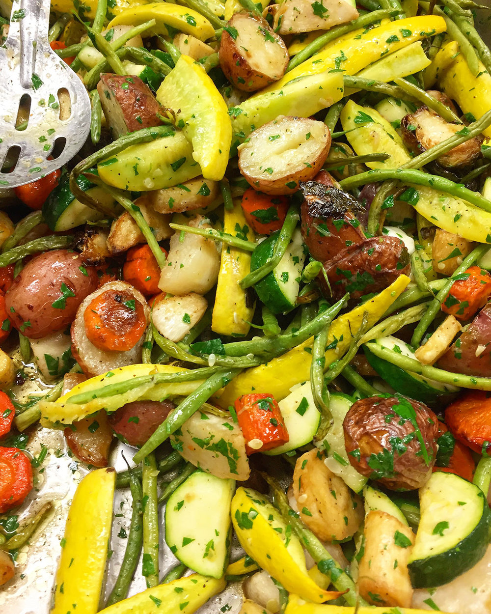 Copy of Simple Roasted Vegetables