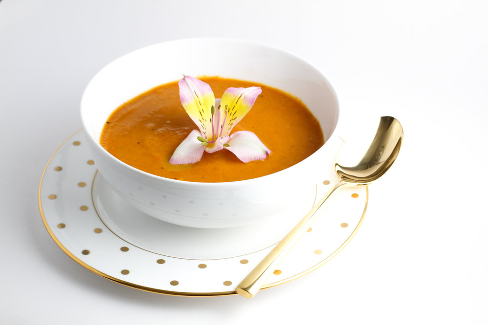Copy of Carrot Ginger Soup