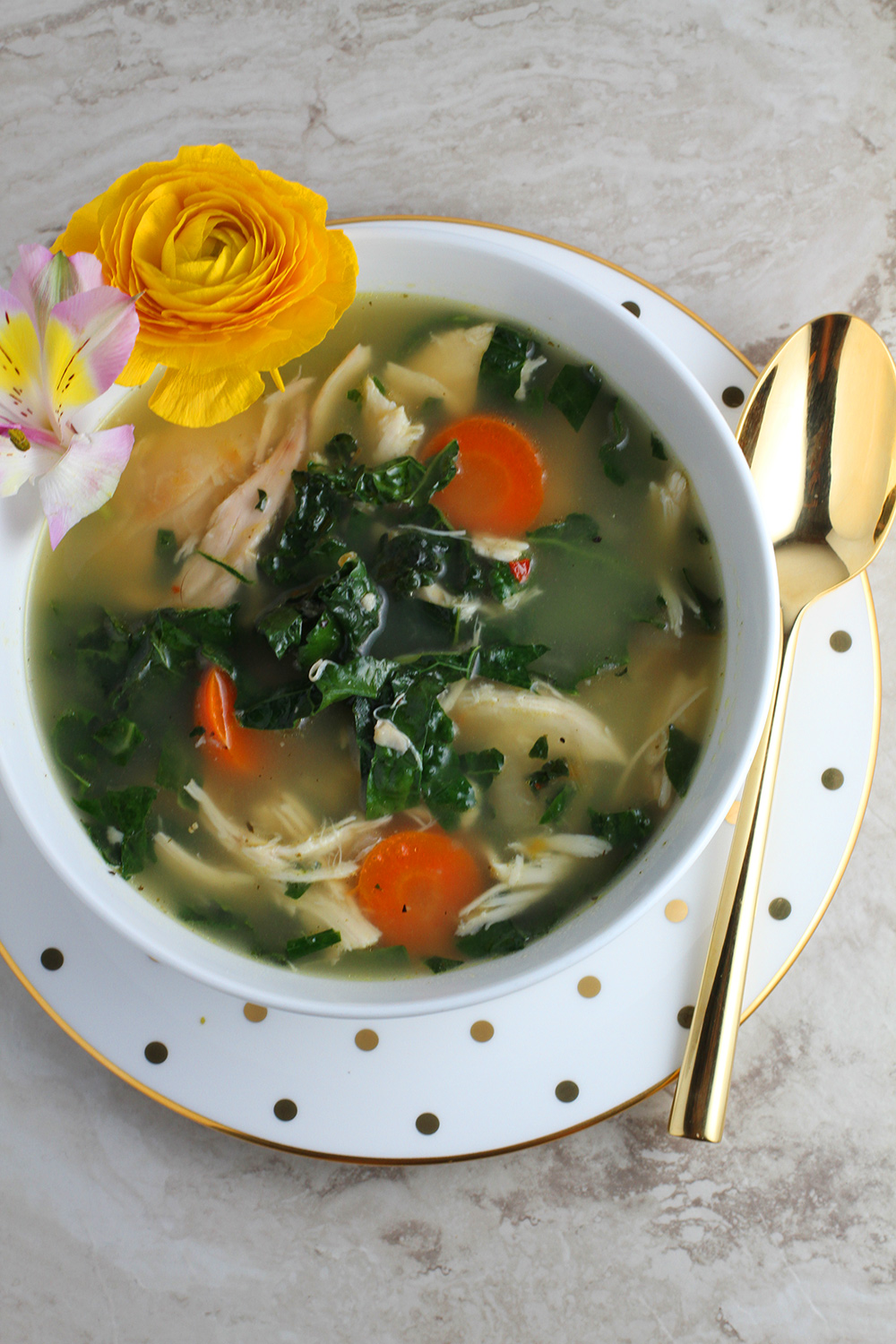 Copy of Chicken and Kale Soup