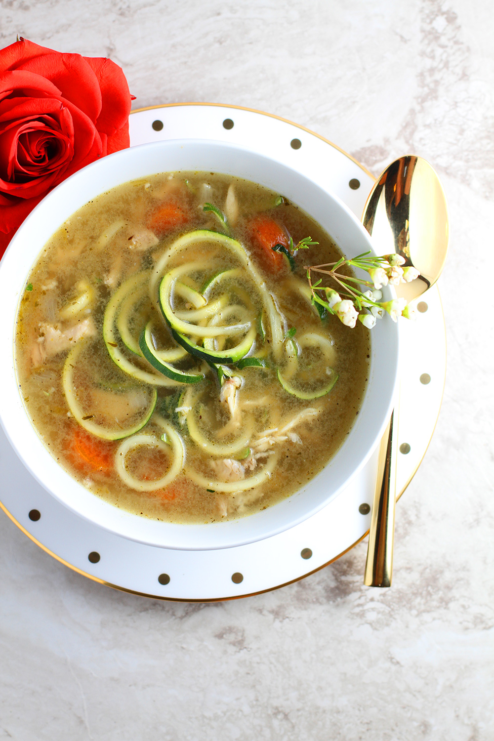 Copy of Chicken Zoodle Soup