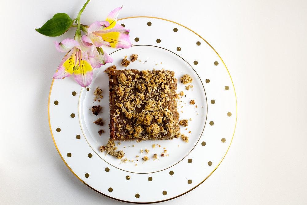 Gluten-Free Date Bar