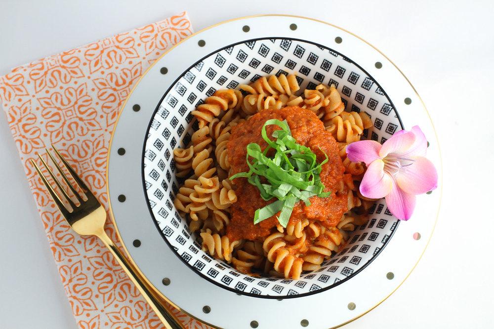 Low Reactive Tomato Sauce