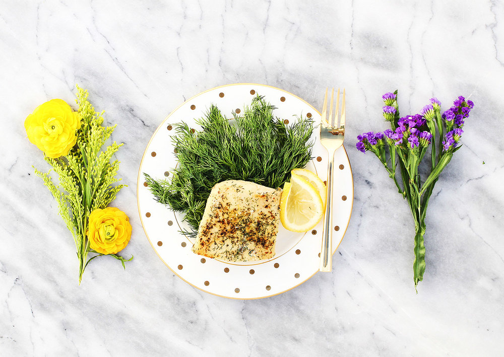 Lemon Dill Whitefish