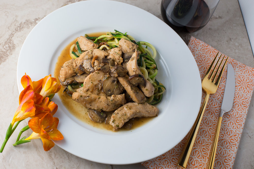 Copy of Chicken Marsala