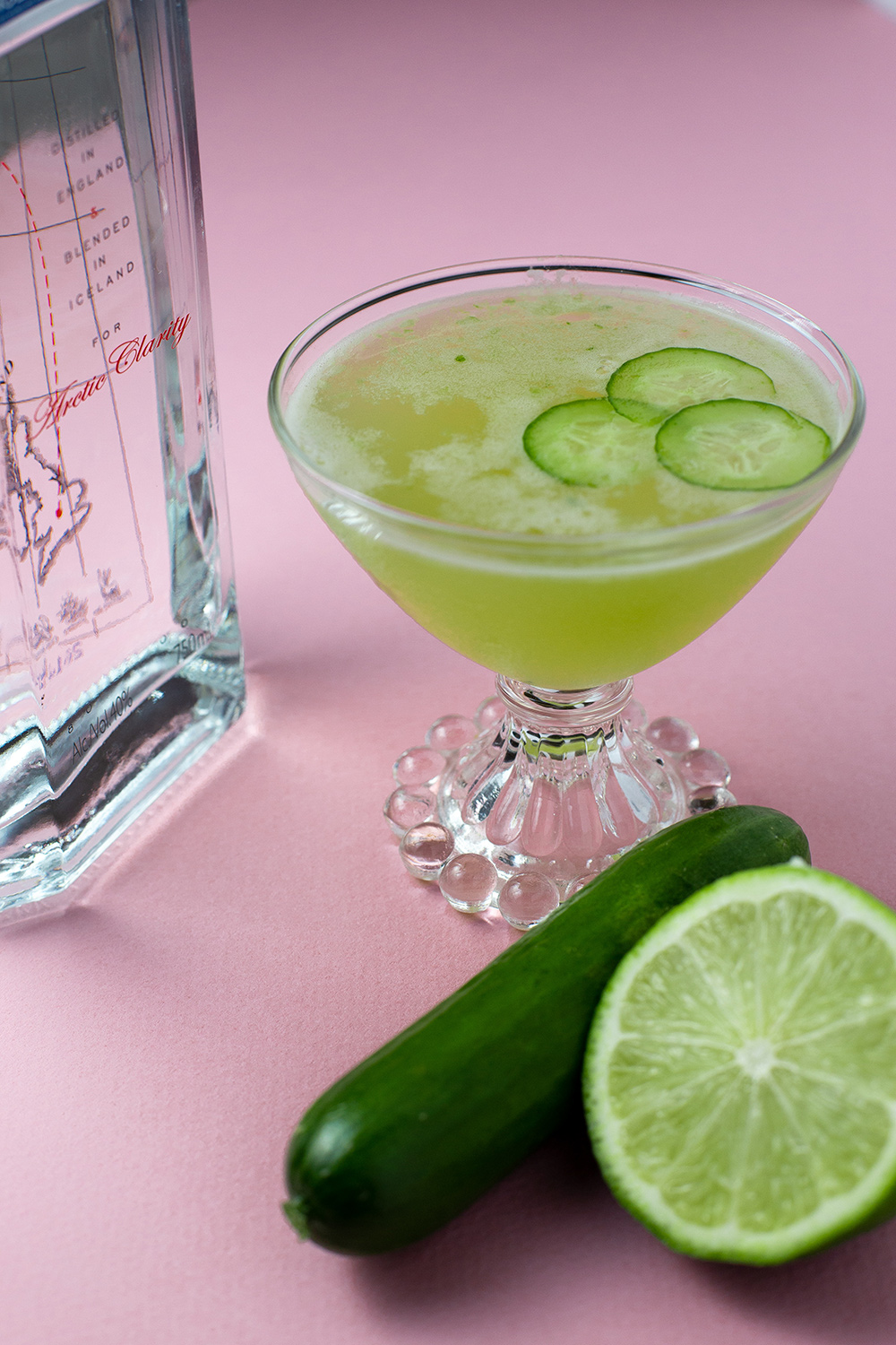 Copy of Cucumber Gimlet