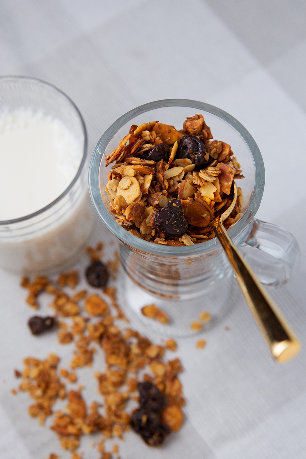Copy of Vanilla Cherry Almond Granola