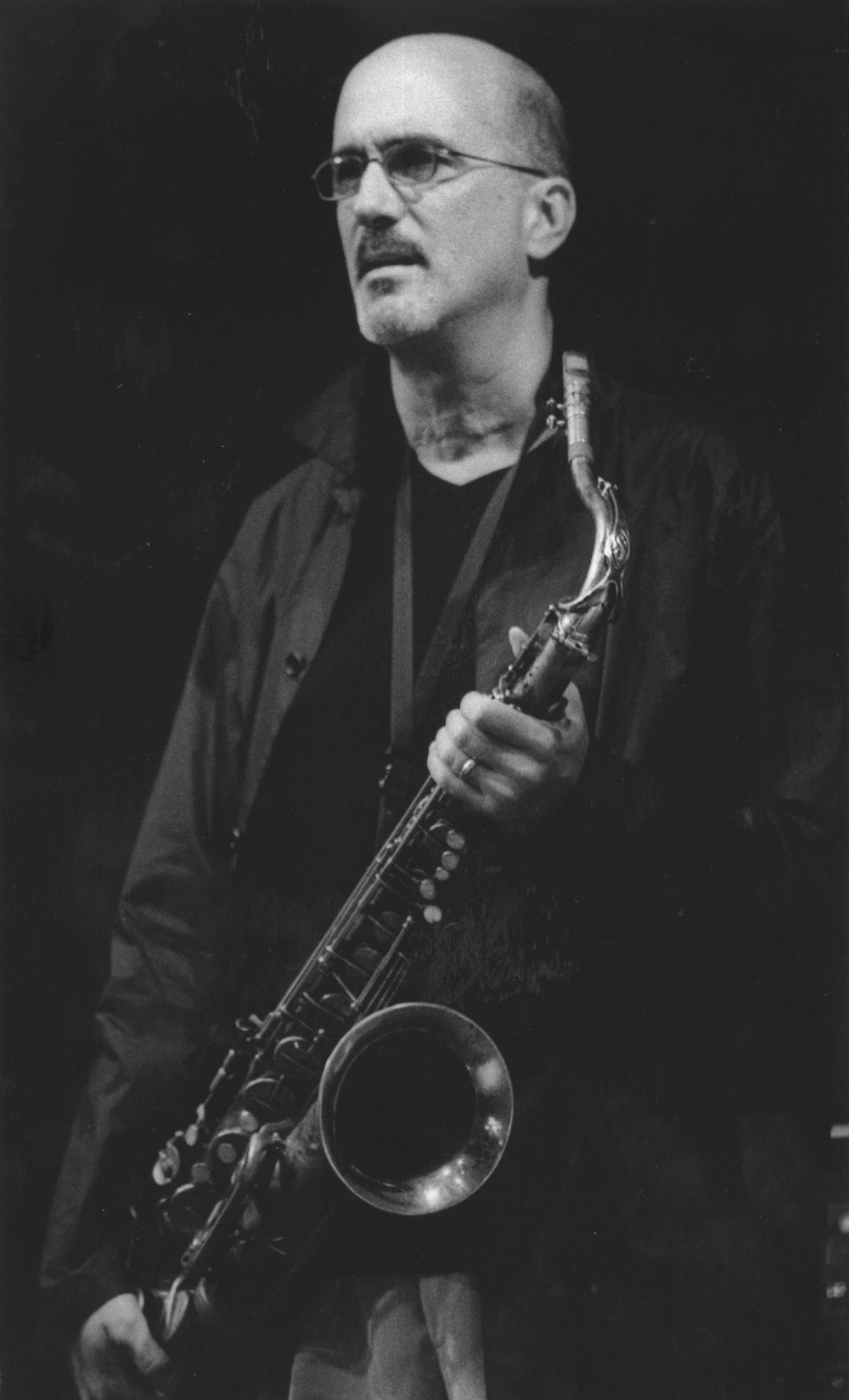 Mike Brecker at Umbria Jazz 2000