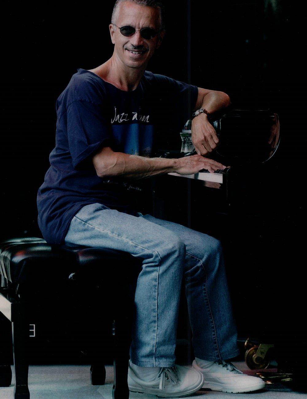 Keith Jarrett at Umbria Jazz 2001