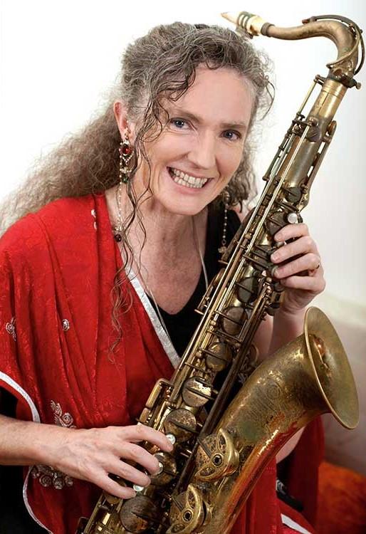 Sandy Evans