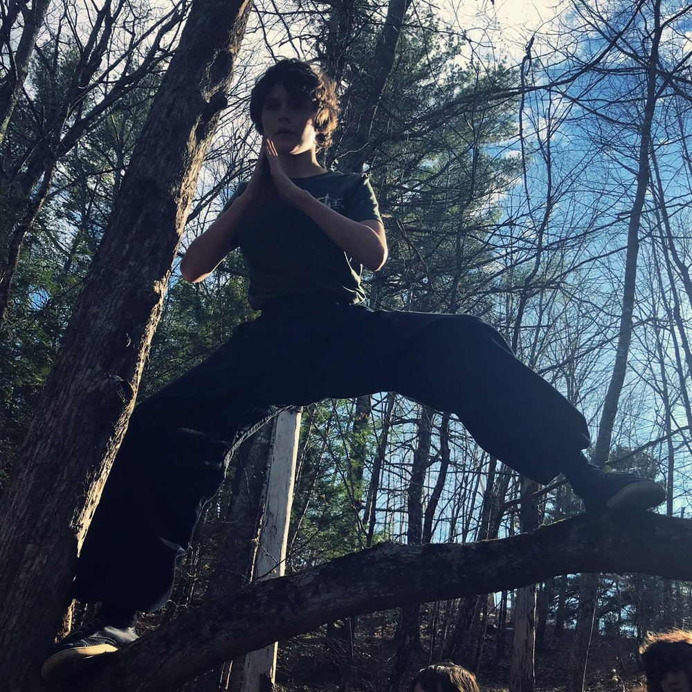 Sacred Boundaries Trail - Ages: 5-18Days: Monday & Wednesday Times: 4:15-5:45Winter Session:1/7 - 3/20 (no Classes 2/18 & 2/20)In the Winter Sacred Boundaries Trail, the students will acquire and perfect their breathing, stances, falling, blocks, strikes, kicks, asanas (yoga postures) and application techniques.