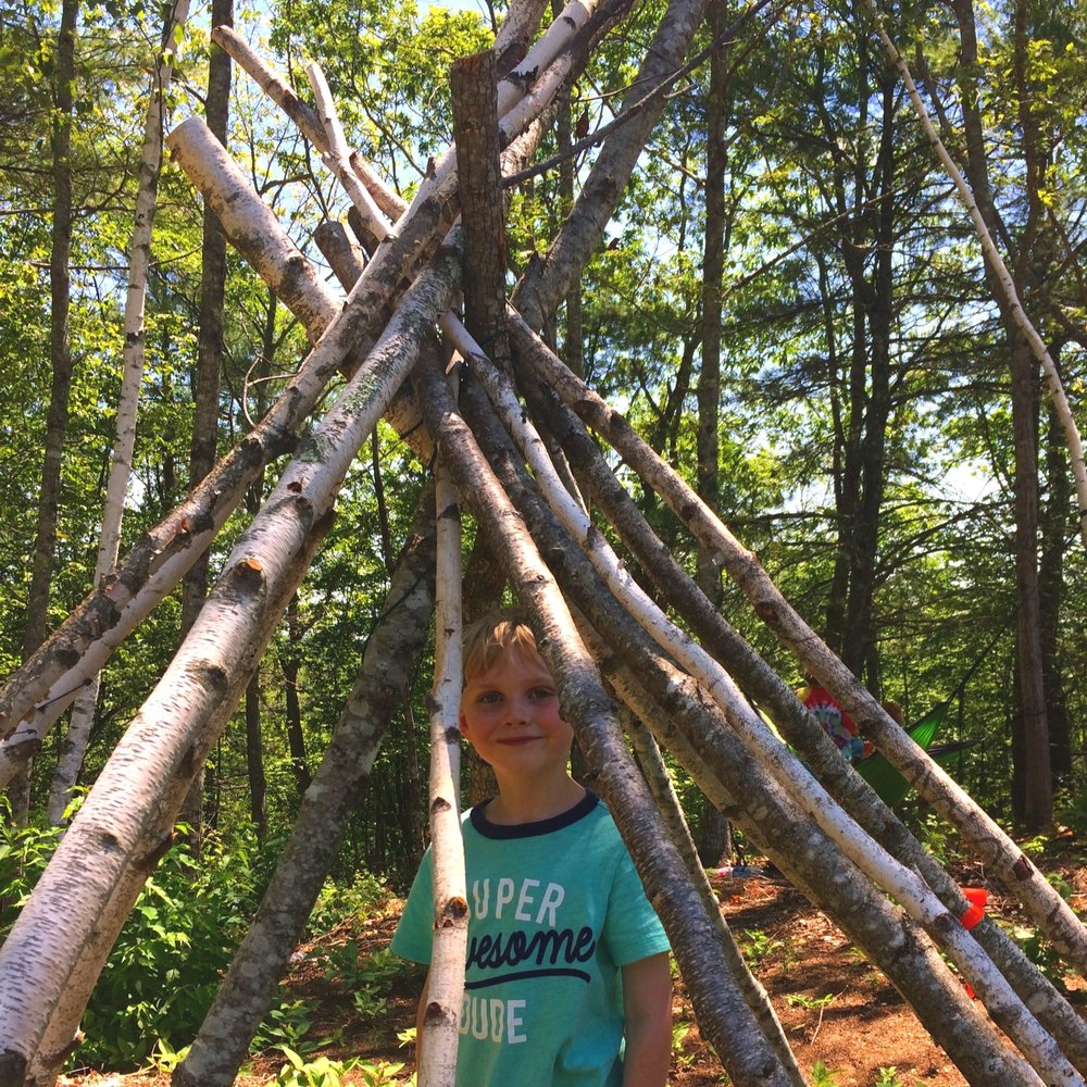 Nature Immersion & Survival Skills - Ages: 5-18Days: Tuesday & ThursdaysTimes: 4:15-5:45Spring Session:4/2-6/20 (No Classes 4/16 & 4/18)