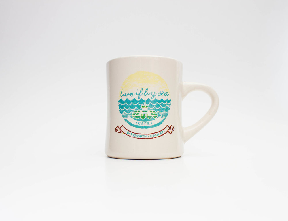 TIBS coffee mugs $14