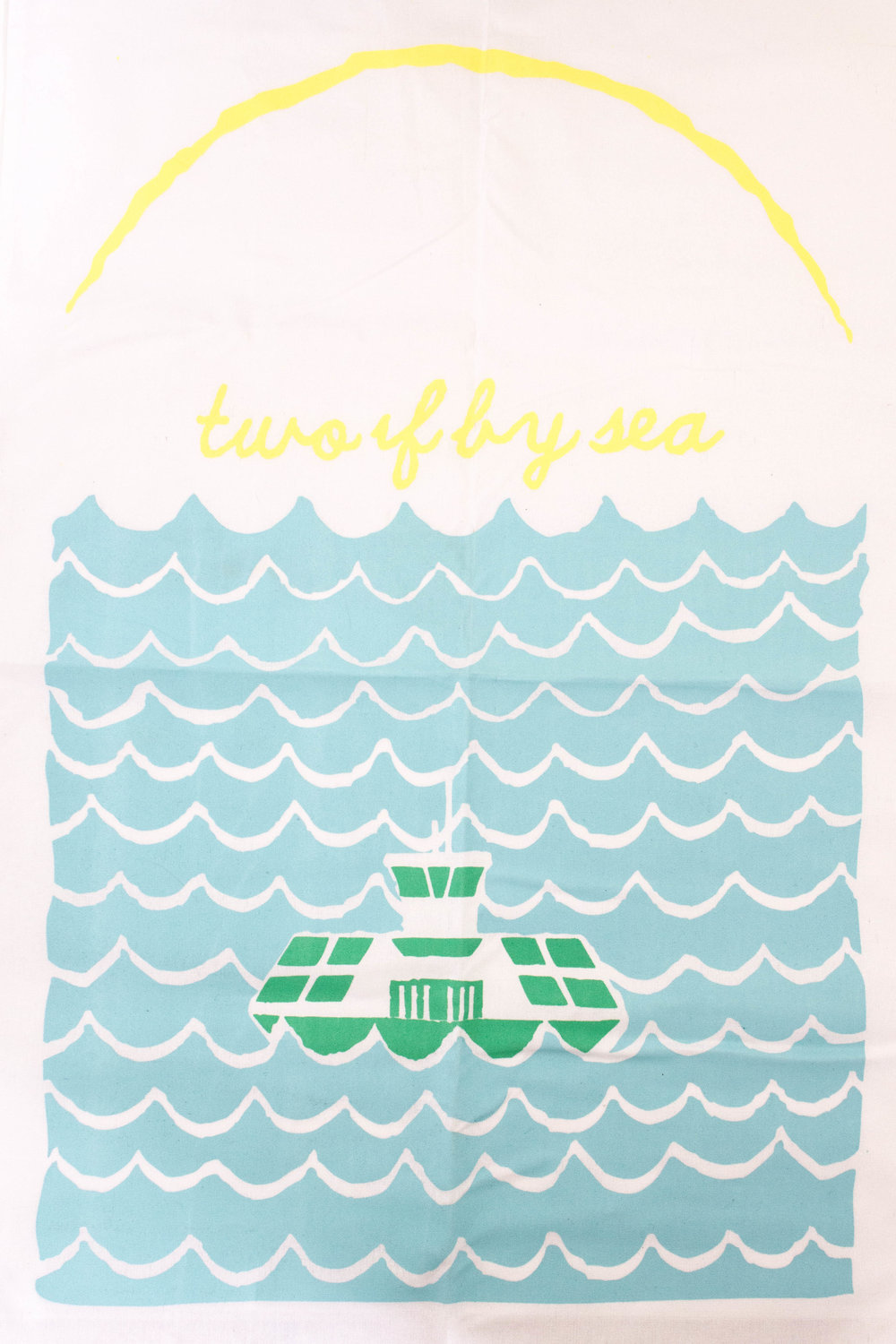 TIBS tea towels $12