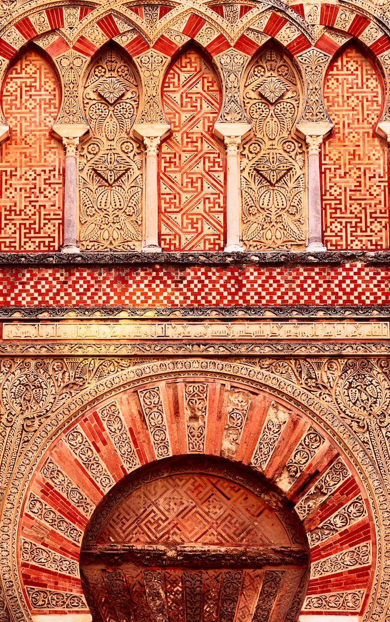 West Facade of the Mezquita