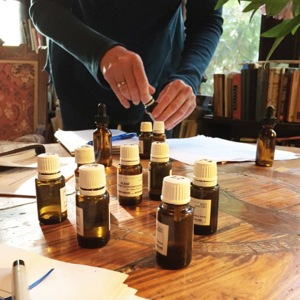 Aromatherapy Certification Level 1 2019 The Boston School Of