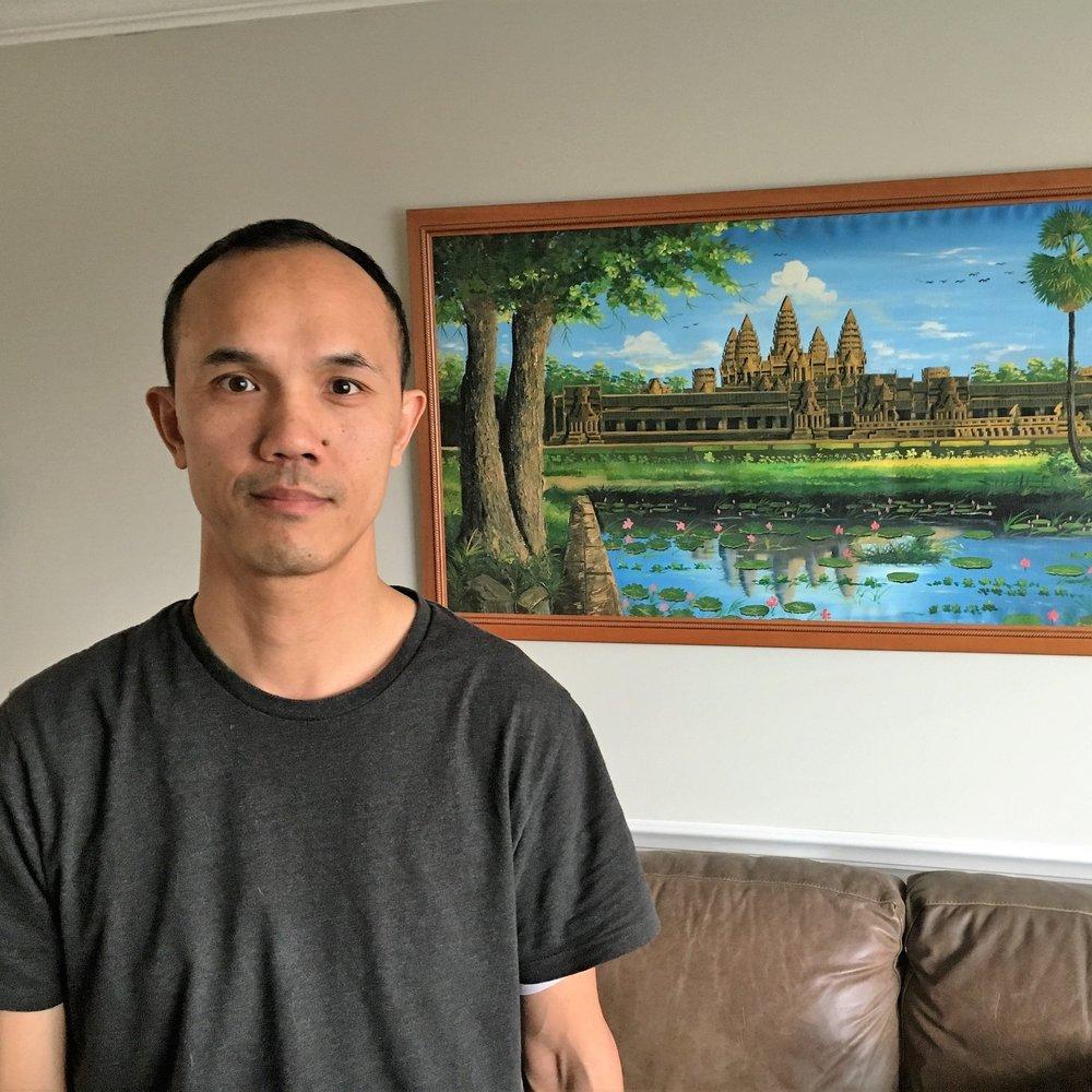 Finding My Cambodian Identity