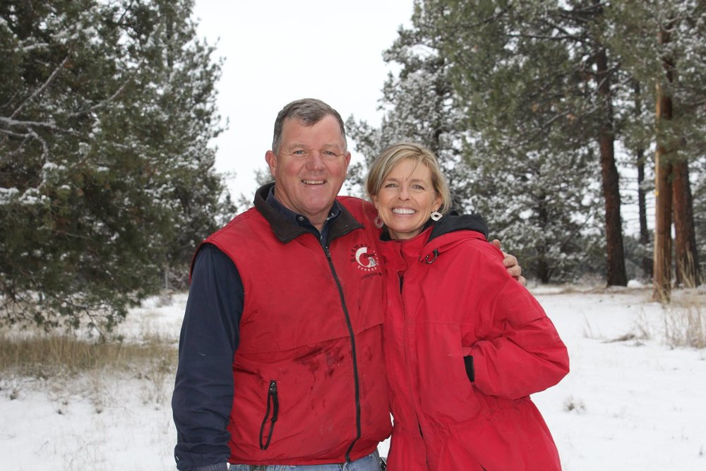 Meet The Owners - Dave and Cindy Thompson purchased Waterwheel RV Park and Campground in 2016.  The couple are residents of Chiloquin and enjoy the river view and peaceful surroundings of the forest.