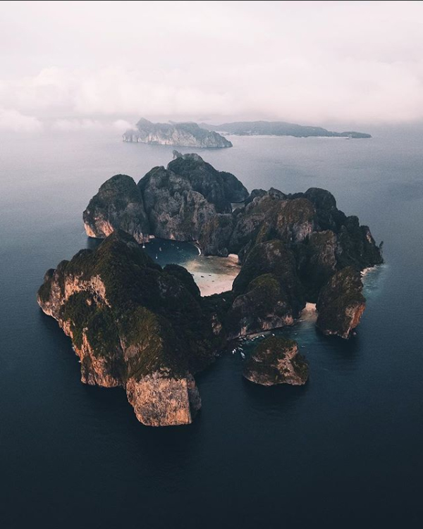 Koh Phi Phi Thailand - Instagram @robstrok