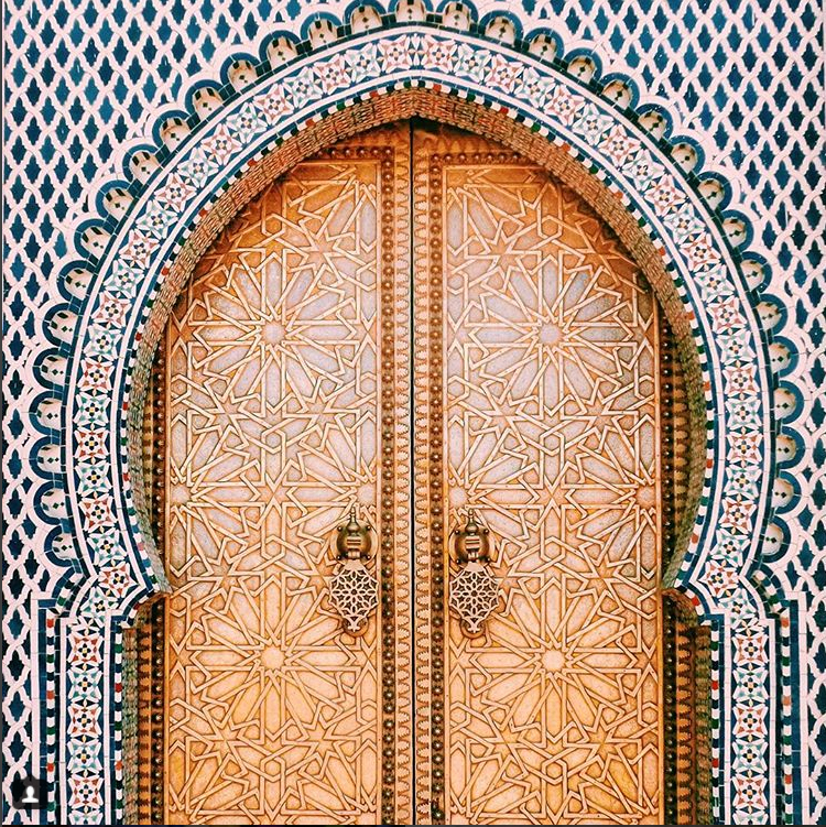 Morocco - Instagram @juliegermanoph