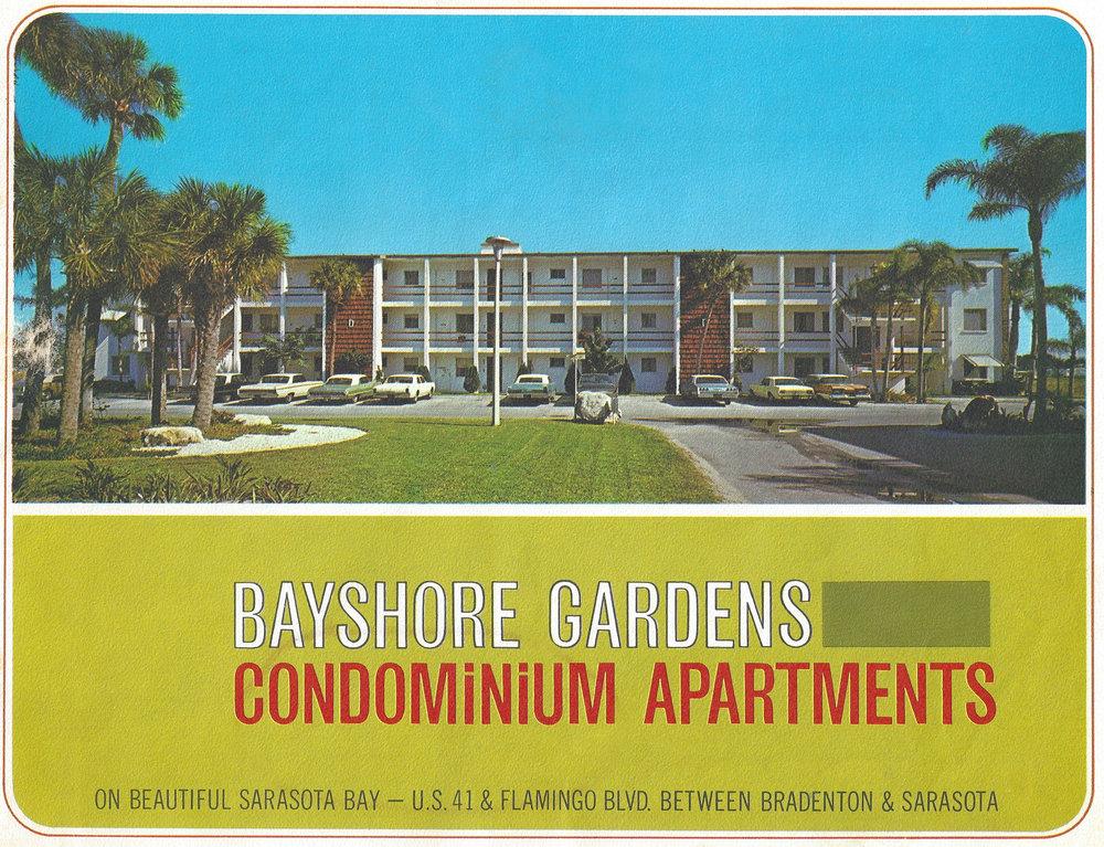 Advertisement ca. 1970