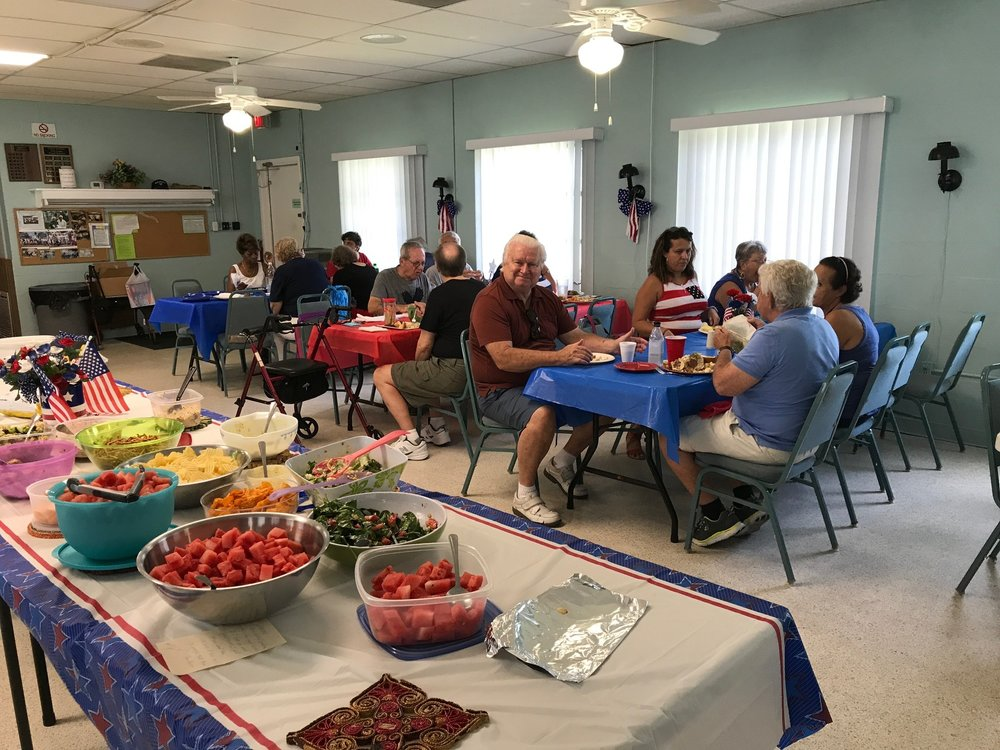 4th of July Potluck