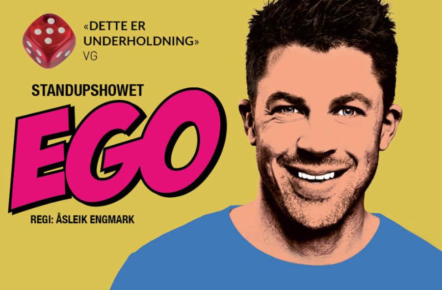 Nils-Ingar Aadne – EGO