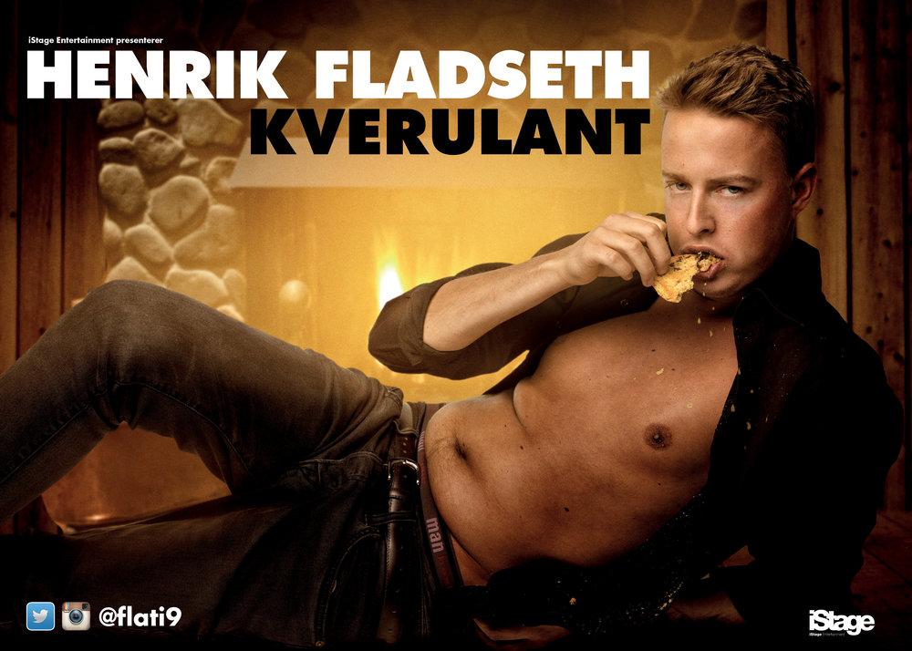 Henrik Fladseth - Kverulant