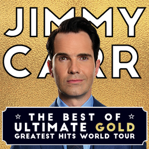 Jimmy Carr - Ultimate Gold