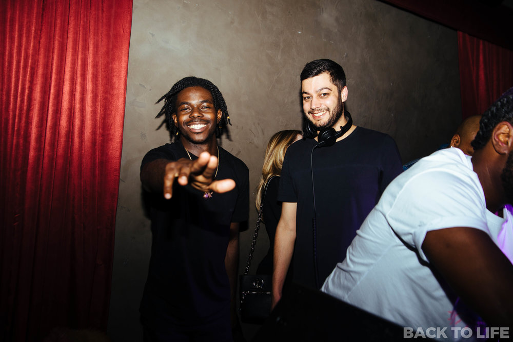 Back To Life: Bringing the UK Club Vibe to New York