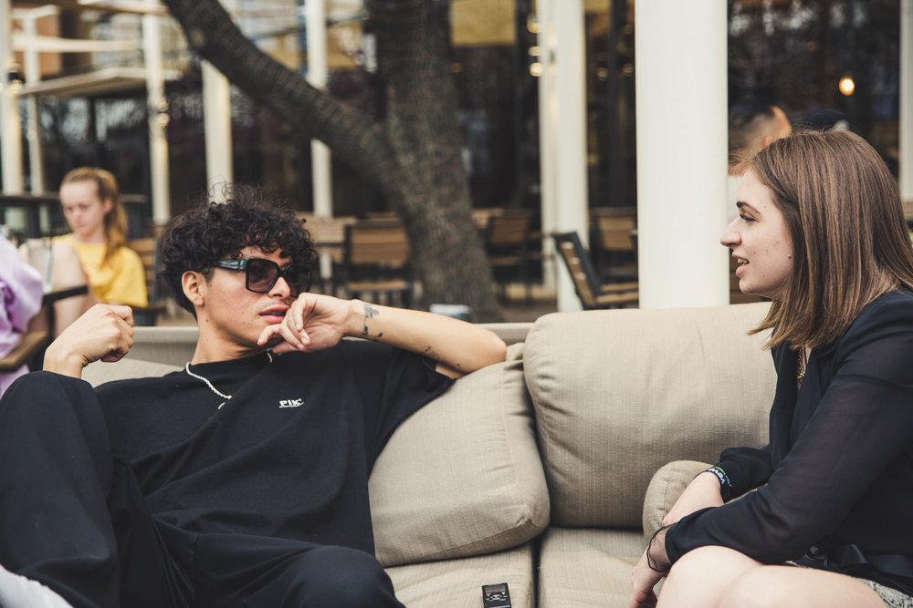 SXSW 2018 Interview: A.CHAL