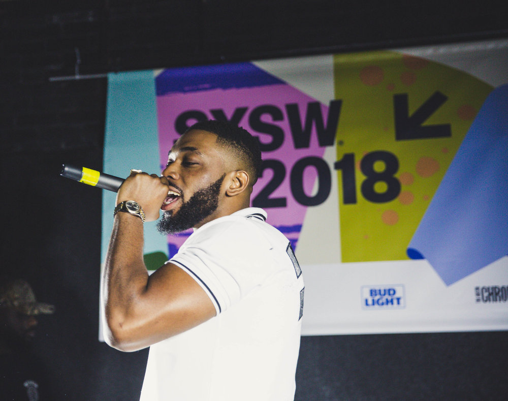 SXSW 2018 Interview: Big Tobz