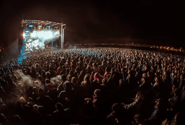 Blurry Vision Festival 2018 - Oakland, CA