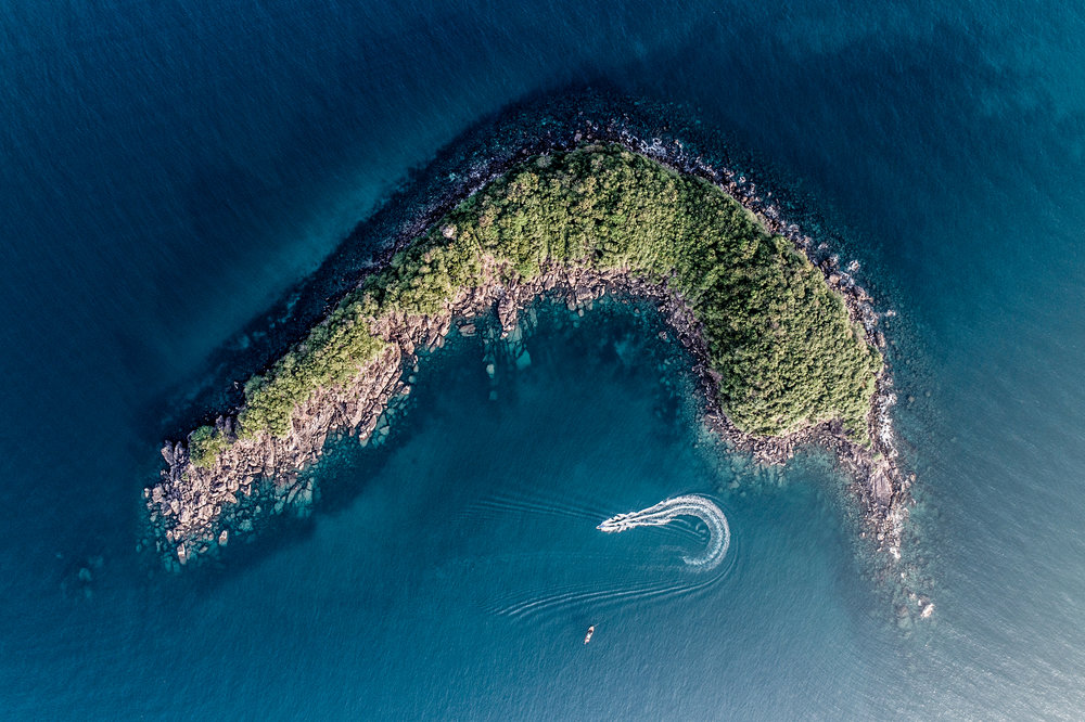Phu Quoc From Above