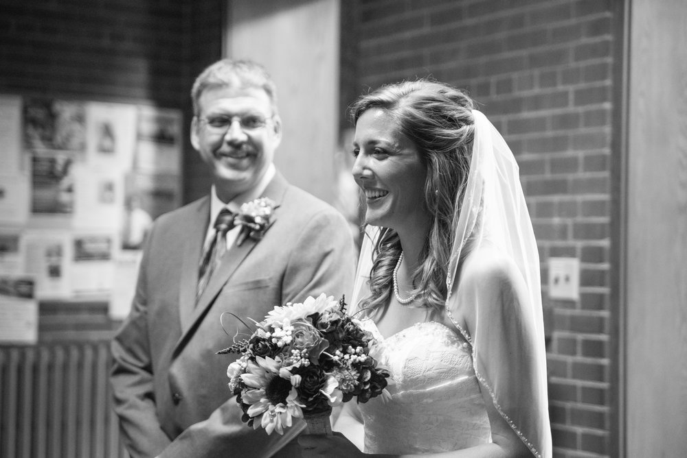 Jamie Kempen Photography Intimate wedding in green bay, WI