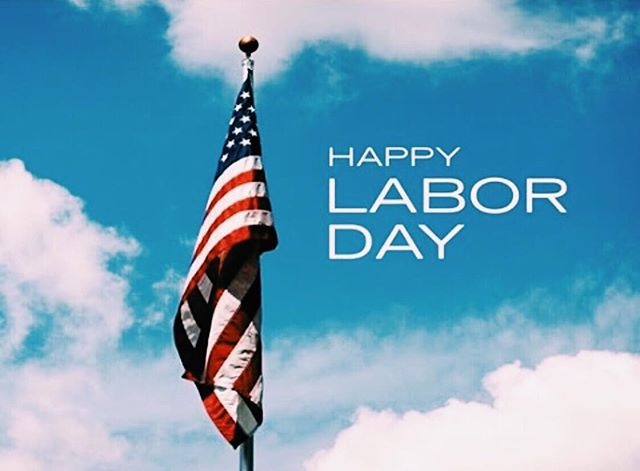 May all beings be happy and free! #happylaborday ❤️☁️💙🇺🇸 #labordayweekend #happy #labor #day