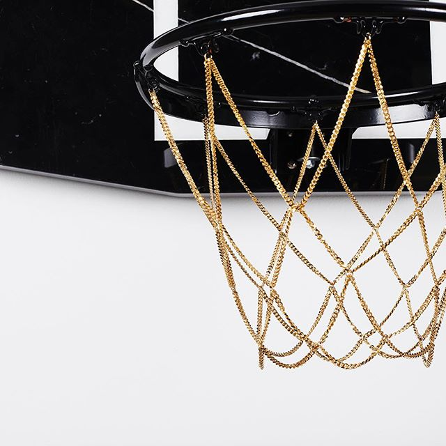 $wish /// negro marquina marble w 14k gold Cuban link chain. /// #weballdifferent