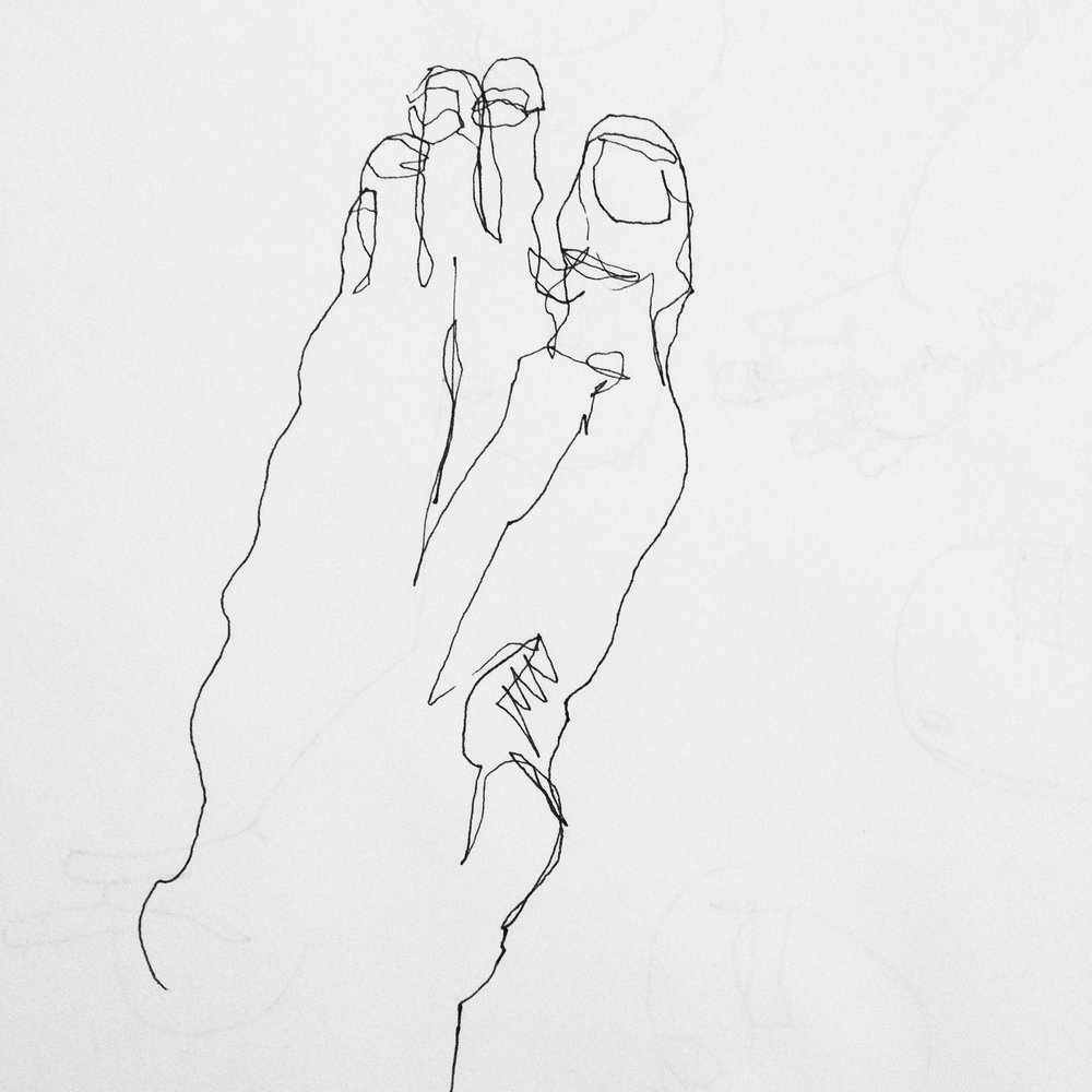 Wendy Ann Greenhalgh Blind Contour Drawing.jpg