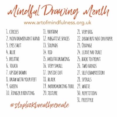 Mindful Drawing Challenge January 2018.jpg