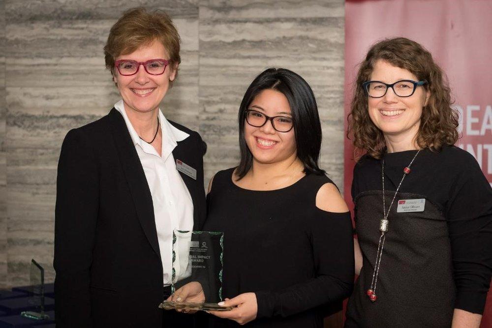 social impact award 2018 -