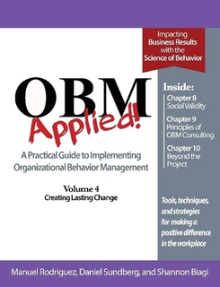 OBM Applied! Volume 4