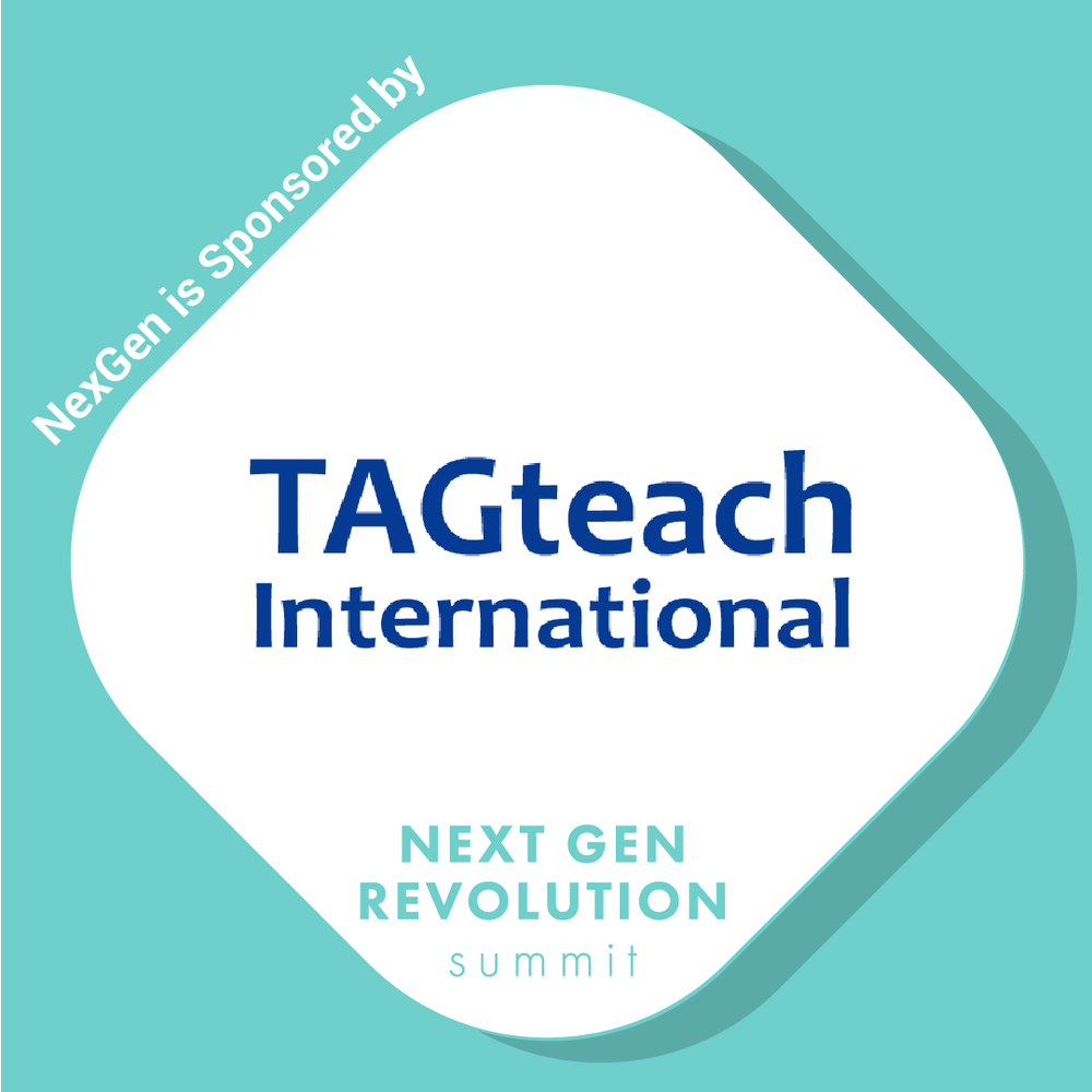 TAGteach International - NextGen Miami Sponsor