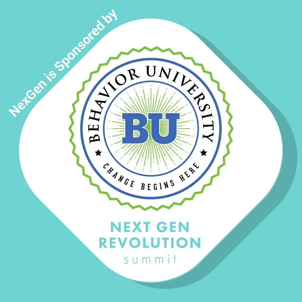 Sponsor: Behavior University - https://behavioruniversity.com/