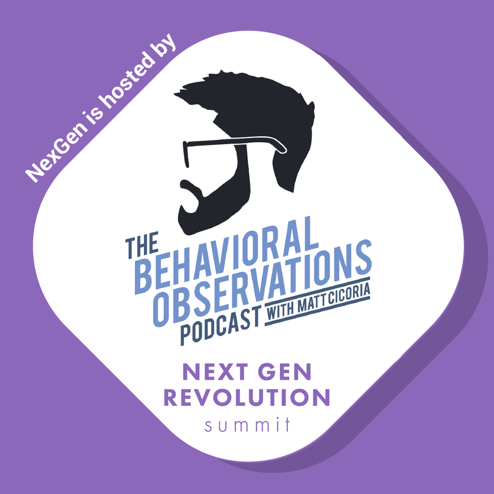 The Behavioral Observations Podcast - NextGen 2017 Miami Host