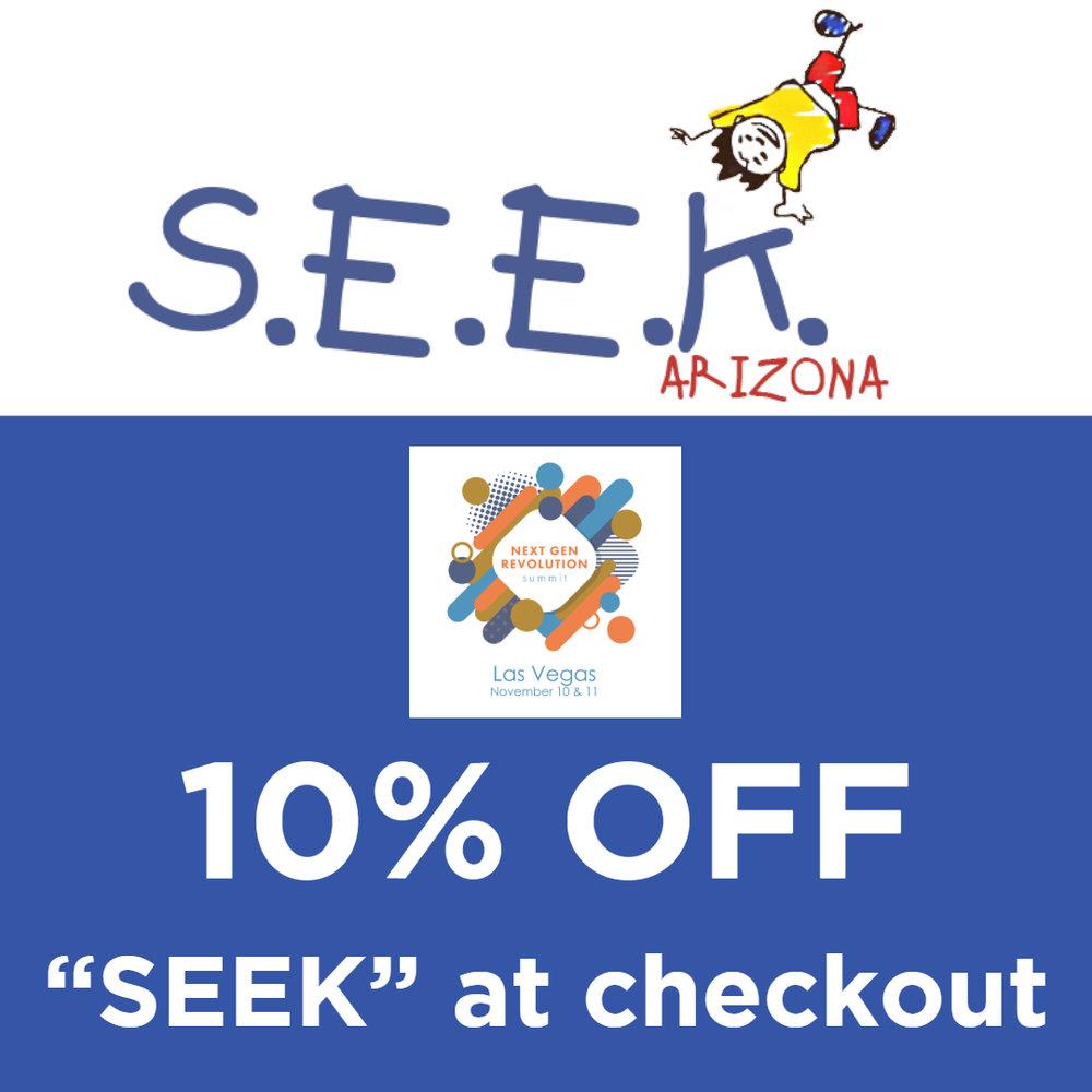 Sponsor: SEEK Arizona